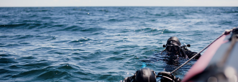 Image d'ambiance de Plongée Nautilus